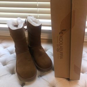 Koolaburra by Ugg W Andrea short NWT 🎀